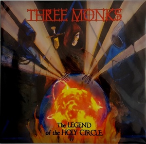 Three Monks - The Legend Of The Holy Circle アナログ・レコード