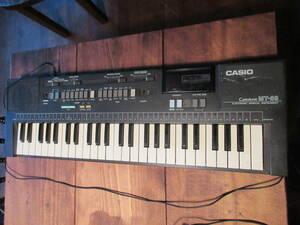 CASIO MT-88 カシオトーン KEYBOARD レア貴重品 廃盤 ヴィンテージおもちゃキーボード シンセサイザー エレクトーン