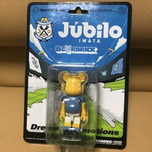 ジュビロ 磐田 Jubilo IWATA 限定 ベアブリック 100% BE@RBRICK キューブリック サッカー Jリーグ メディコムトイ フィギュア
