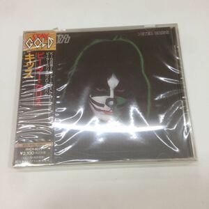 未開封新品 デッドストック 廃盤CD 貴重品 KISS ソロ ピーター・クリス PETER CRISS キッス STAY GOLD PHCR-6071 日本フォノグラム