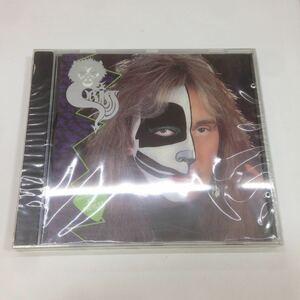 未開封新品 デッドストック 廃盤CD 貴重品 KISS ソロ ピーター・クリス PETER CRISS CAT#1 MRRCDO17 輸入盤