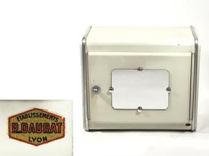 1940~50s フランス製バスルームキャビネット店舗什器アンティークビンテージシャビー鏡ミラー洗面台照明ランプアトリエインダストリアル鉄