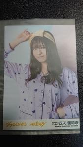 ジワるDAYS 劇場盤 生写真 AKB48 NMB48 SKE48 HKT48 STU48 AKB48 55th 行天優莉奈