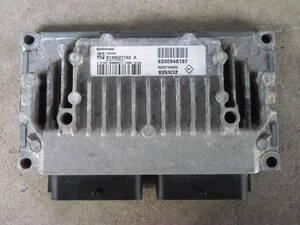 2011 year Renault Kangoo 1,6 ABA-KWK4M K4M AT transmission computer K2-115(6