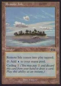 025223-002 US/USG 離れ島/Remote Isle 英2枚
