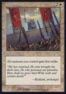 027055-002 UL/ULG 騎士道/Knighthood 英2枚