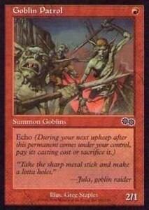 025295-002 US/USG ゴブリン巡視部隊/Goblin Patrol 英2枚