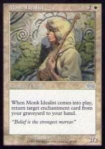 025131-002 US/USG 理想主義の修道士/Monk Idealist 英2枚