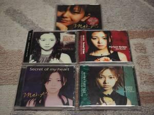 ★☆ 倉木麻衣 Mai-K 初期5作 CDです!!☆★