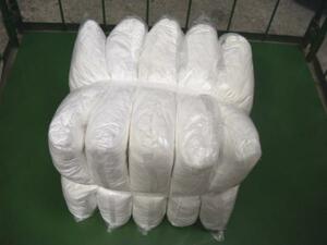 Белый Meliyas 10кг Ткань Wes 770 в Wescamping