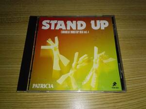 CD「STAND UP」EUROBEAT NONSTOP MIX vol.4