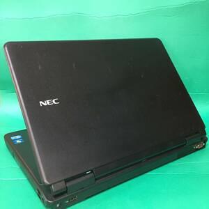 新品SSD120GB/Win10/中古ノートパソコン/NEC VX-D/Core i5 第二世代/Office 2016 搭載/メモリ4GB/15.6インチ/DVDスーパーマルチ/無線LAN