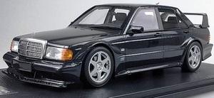 【 ONE model 】希少 1/18 ベンツ 190E EVO2 (Mブラック) ミニカー 完成品//ワンモデル メルセデスベンツ エボⅡ 18B01-05 4589746684058