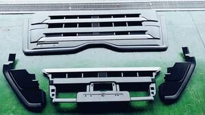 new model k on front grille set beautiful goods