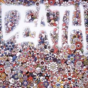 【真作保証】村上隆☆ポスター☆DEATH Flower☆限定300枚☆デス フラワー お花 Takashi Murakami poster kaikai kiki tonari no zingaro