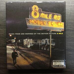 映画 「8 Mile」 サウンドトラック[CD+DVD]