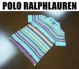 POLO RALPHLAUREN ポロラルフローレンポロシャツ/半袖シャツ/Mサイズ