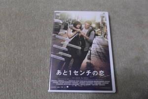 洋画DVD 「あと1センチの恋」いつでも好きって言えたのに。
