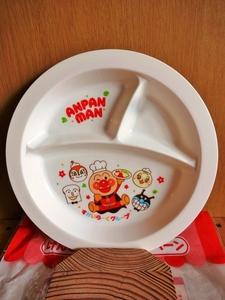 新品&即OK! 割れない安心軽量樹脂&毎日お子様ランチ◆ アンパンマン ランチプレート&お皿平皿 コップマグカップお茶碗丼フォークスプーン
