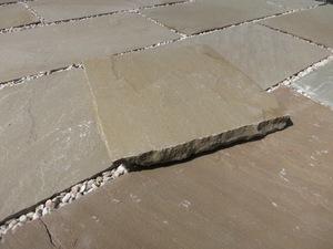 ●●1●硬質砂岩 ラジグリーン 290角 5,000/㎡  *290×600角別出品あり