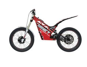 OSET 24.0 大人も乗れる電動バイク + リチウムバッテリー&専用充電器 付属