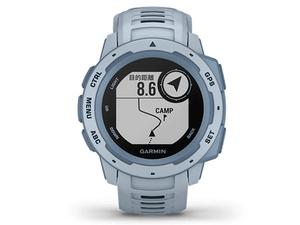 GARMIN( Garmin )Instinct in stay nktoSea Foamsi- foam toughness GPS outdoor watch Japanese correspondence free shipping!