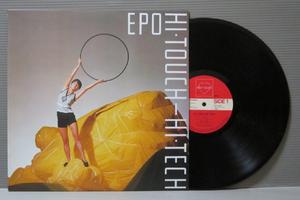 M/和モノ204/EPO/JAPANESE CITY POP掲載LP/清水信之/松武秀樹