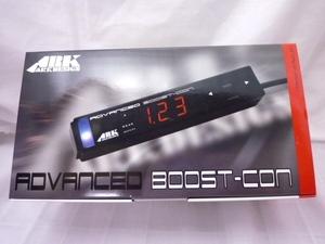 日本製 ブーストコントローラー ARK-DESIGN ABC LED数字色赤 ADVANCED BOOSTCONTROLLER 送料無料 made in japan アークデザイン SBC EVC