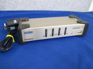 T) ATENa тонн CS1734B 4 система CPU переключатель контейнер б/у товар ( контрольный номер T-190013)