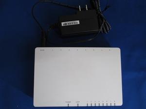 T) BUFFALO Giga bit 8 порт ступица LSW5-GT-8EPL/WH б/у товар ( контрольный номер T-190023)
