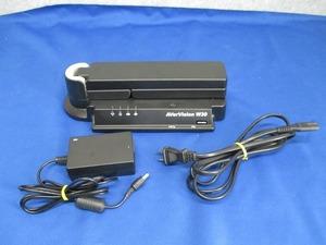 T) UCHIDA внутри рисовое поле . line AverViion W30 документ . камера ( радиопередатчик сторона только ) б/у ( контрольный номер T-190043)