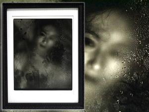 ■真作保証■【大坂寛】 ゼラチンシルバープリント 『Syzygy #103-B Mar. 1987』■ed.22■サインあり■額装:41.5×32cm■