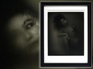 ■真作保証■【大坂寛】 ゼラチンシルバープリント 『Syzygy #100 Feb. 1987』■ed.22■サインあり■額装:41.5×32cm■