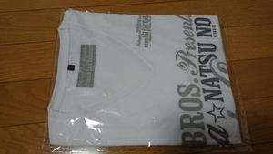 福山雅治 BROS限定スタジアムライブグッズ Tシャツ Sサイズ 新品②