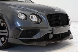 #限定大特価SALE BentleyベントレーコンチネンタルGT/GTC2016-2017対応ドライカーボンフロント&バンパーリップセット