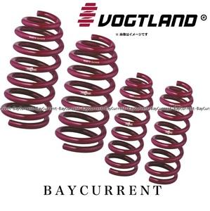 【正規VOGTLAND】 VW ダウンサス フォクトランド ルポ ゴルフ4 ボーラ コラード 1.6 1.8 2.0 2.5 16V スポーツ サス ショック スプリング