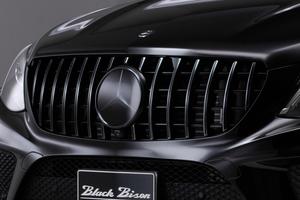 【WALD SPORTSLINE】 Mercedes-Benz C292 GLE クーペ 2016y~ パナメリカーナグリル (ブラック/クローム) グリル バルド ヴァルド エアロ