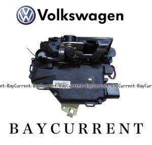 【正規純正品】 VW ワーゲン フロント 左側 ドアロックアクチュエーター ニュービートル ゴルフ4 ボーラ ルポ ドアロック 6X2837013C