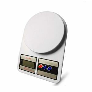 デジタル キッチンスケール 10kg / 1g SF-400 大型LCDディスプレイ … A00922