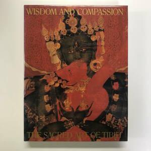 洋書 Wisdom and Compassion The Sacred Art of Tibet gg00095_c10