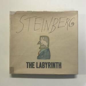 THE LABYRINTH Saul Steinberg Harper & Brothers 1960年 gg00116_h5