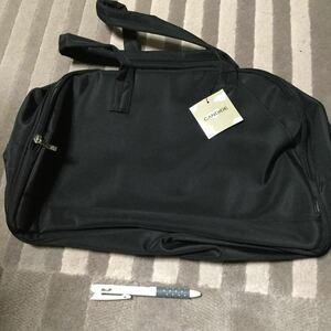 新品 CANDIDE ボストンバッグ 黒 バッグ 旅行鞄 カバン スポーツ 旅行バッグ レア