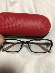 キクチメガネどいり-5.0キクチメガネフレームサングラス美品定価19800円