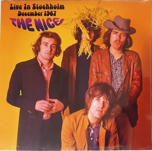 The Nice - Live In Stockholm December 1967 アナログ・レコード