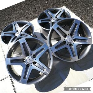 Оригинал  *   Benz AMG G класс  база данных  * W463 G65  19 дюймов   4 штуки G550 G500 G320 G350 G63