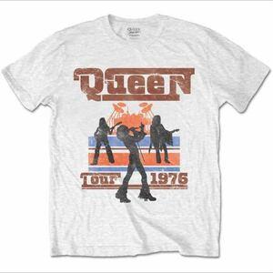 Queen Tシャツ クイーン Tour 1976 バンドTシャツ バンT