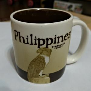 STARBUCKS/ Starbucks / Philippines City limitation mug / Espresso for?3fl oz/89ml/ small ./PhilipppineCity