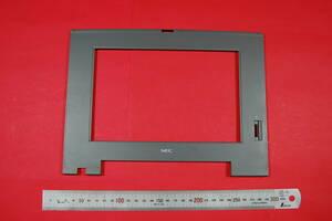 NEC 98ノート PC9801NL/R 等 本体液晶表示部内側ケース 現状渡し ジャンク扱いにて
