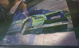 *  Не для продажи.  мир  к 1 шт! M-Sport/BP Ford  World Rally Team  BP папка   -   Kas WRC  ...  Сиденье     ...?  *