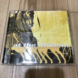 at the drive-in アット・ザ・ドライヴイン relationship of command CD 国内盤 レンタルアップ